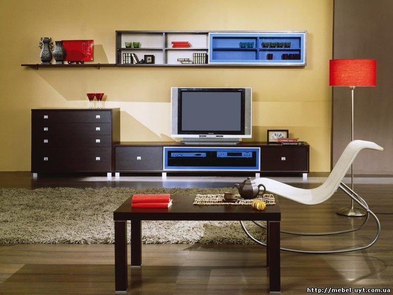 Мебель модульные стенки