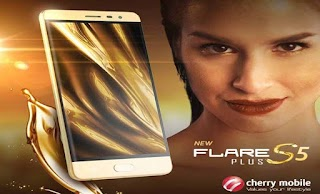 Cherry Mobile's Flare S5 Plus Unit Price, Specs and Features