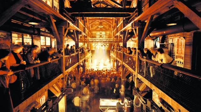 Fabrik Kultur em Hamburgo