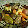 Hearty Traditional Beef Stew in a Crockpot