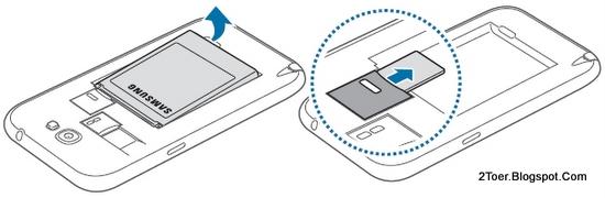 2Toer: Samsung Galaxy Note 2 (II) GT N7100 Factory Reset, S Pen