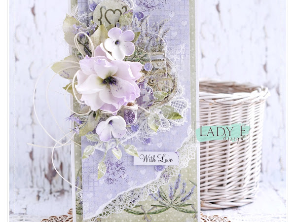 Lavender Card & Video