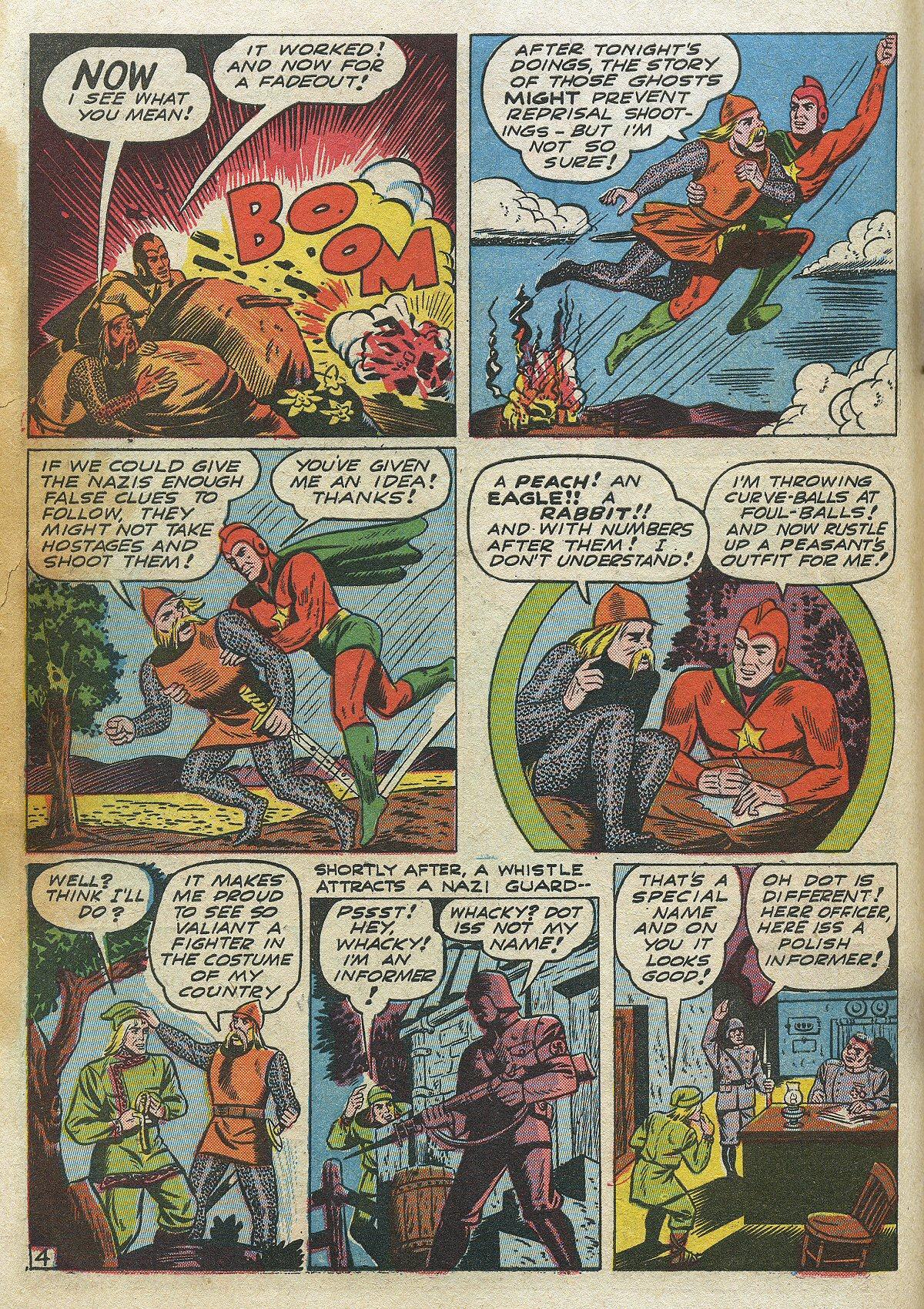 Read online All-Star Comics comic -  Issue #14 - 16