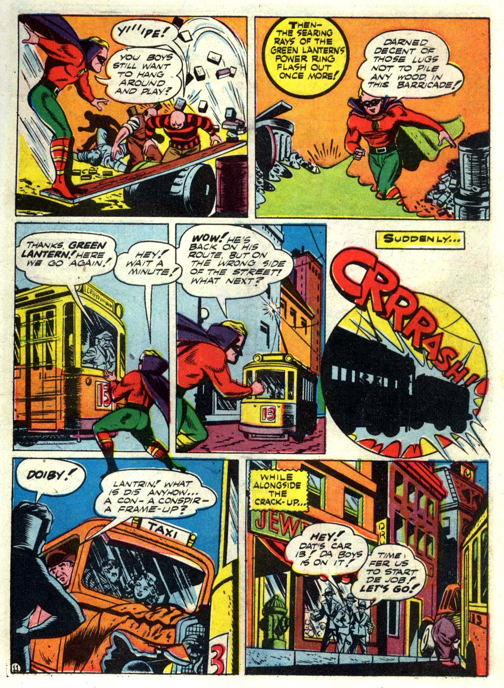 Read online All-American Comics (1939) comic -  Issue #55 - 13