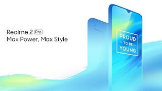 Realme 2 Pro Flipkart Teaser