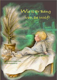 Wie is er bang van de wolf Jose Vriens