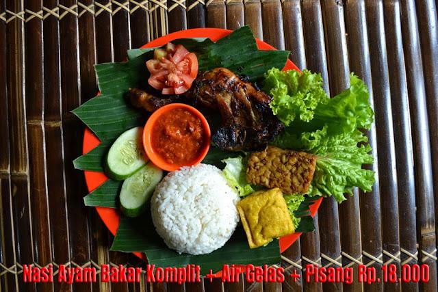 Order Tamu Purwodadi di Rumah Makan Ciwidey