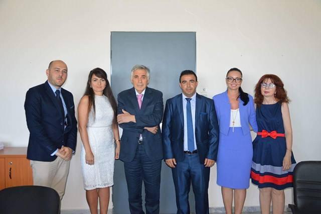 Η Παγκόσμια Συντονιστική Επιτροπή Ποντιακής Νεολαίας στη Βουλή των Ελλήνων