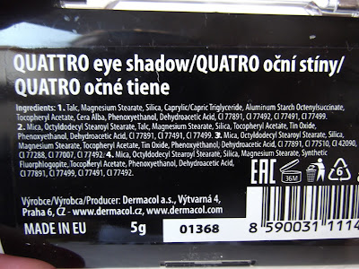quattro eyes shadow