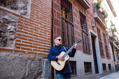 Cantante. Pavel Núñez