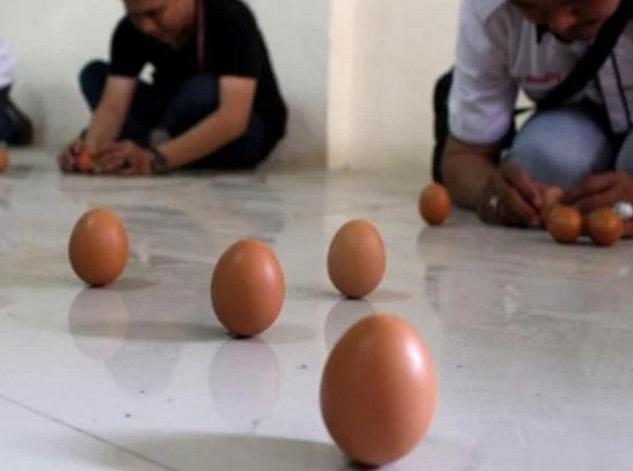 Gerhana Bukan Masa Untuk Bersuka Ria dan Bermain Telur