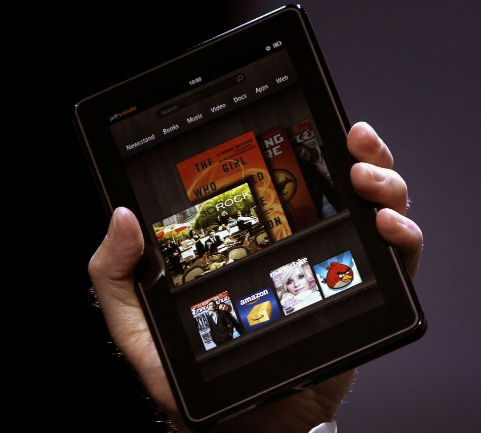 Kindle Vs Sony Reader: Gadgets & Electronics