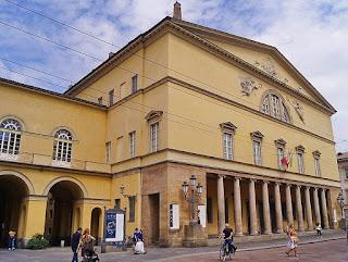 Parma's Teatro Regia