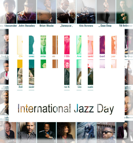 International Jazz Day | April 30, 2016
