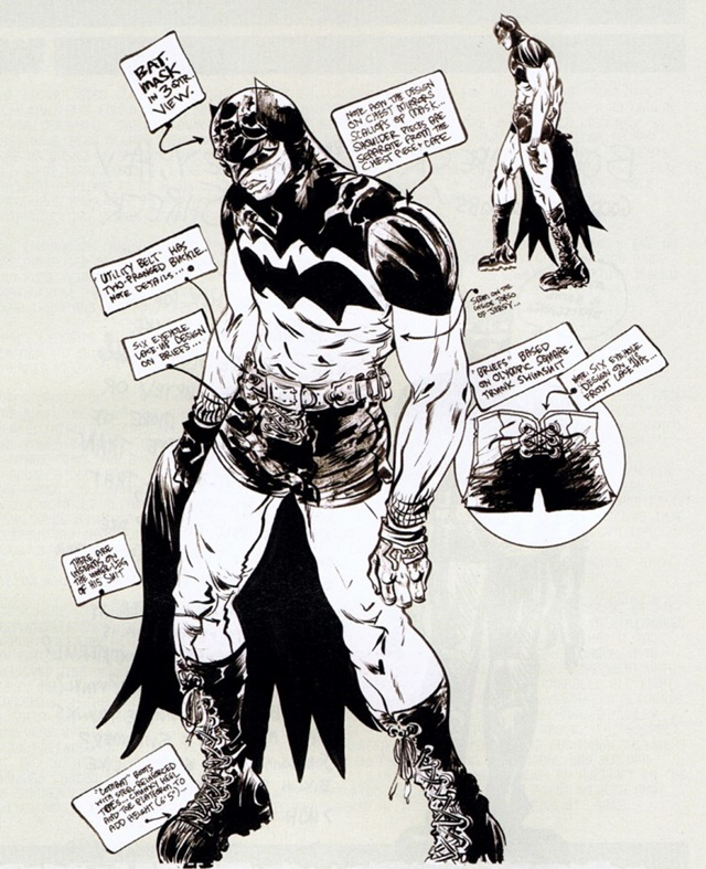 Paul Pope Batman