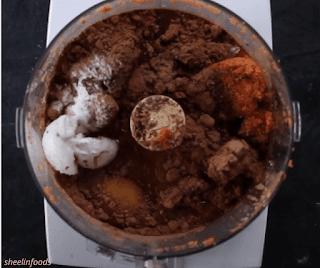 best paleo sweet potato brownies, healthy paleo sweet potato brownies