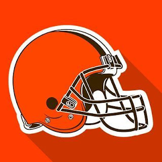 cleveland, football, Browns, orange and brown, helmet
