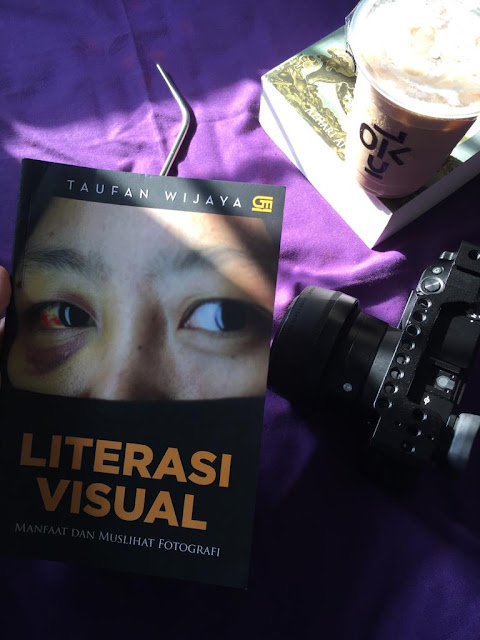 Review Buku Literasi Visual