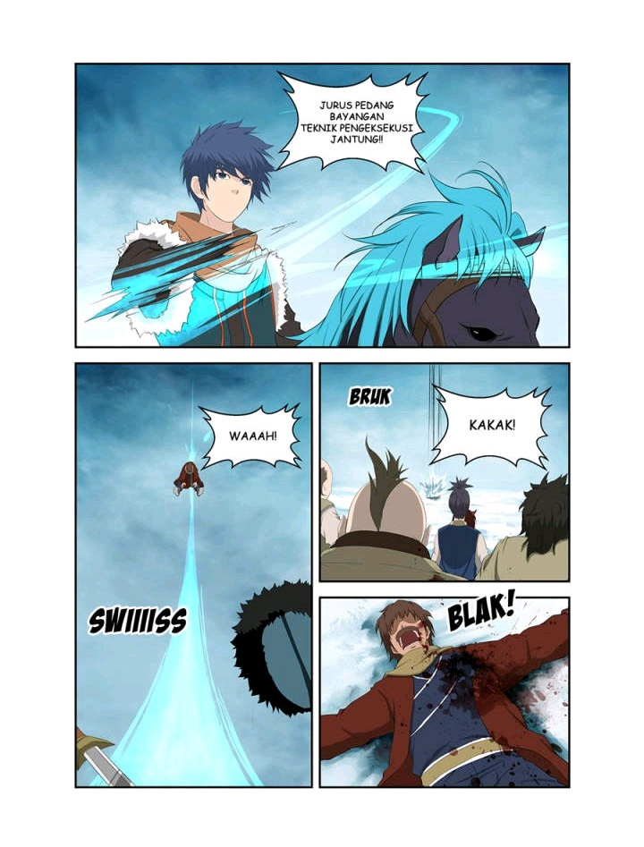 Heaven Defying Sword Bahasa Indonesia Chapter 67