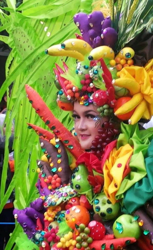 Banyuwangi Ethno Carnival 2014