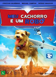 Meu Cachorro é Um Robô - DVDRip Dual Áudio