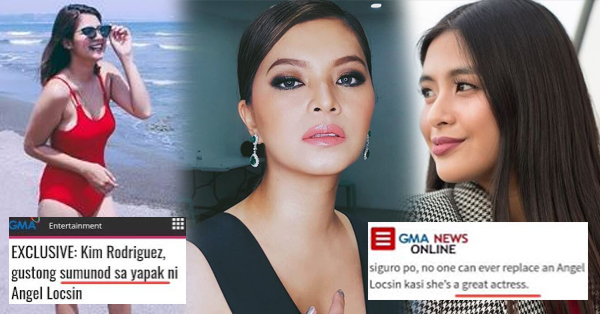 This Is How The Kapuso Stars See Angel Locsin As An Actress