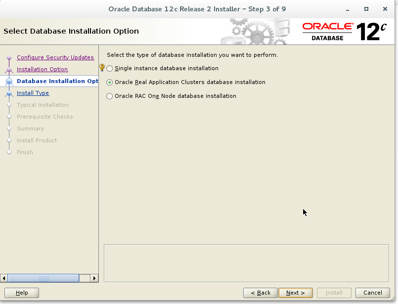 Step by Step How to Install Oracle RAC Database Software 12c