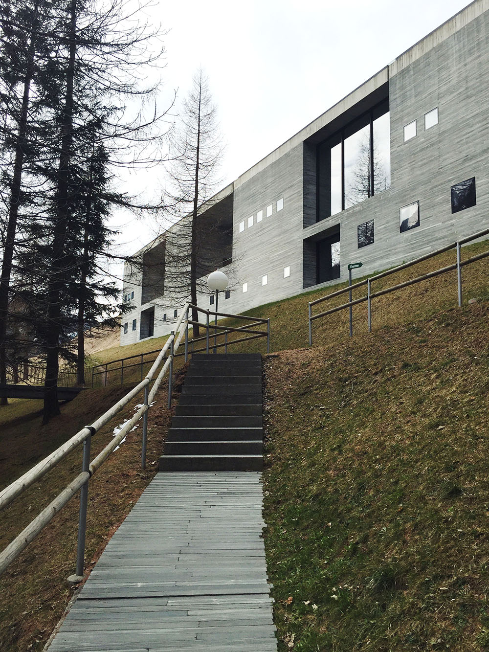 Therme Vals