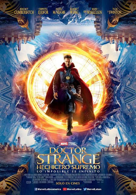 Ver Doctor Strange Online (2016) Hechicero supremo Gratis HD Pelicula Completa