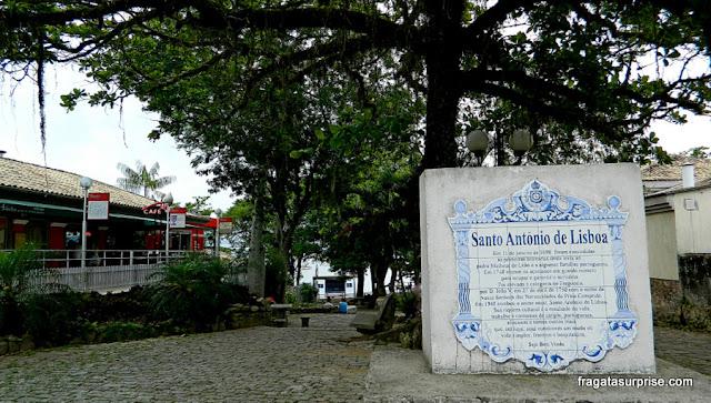 Santo Antônio de Lisboa, Florianópolis, Santa Catarina,