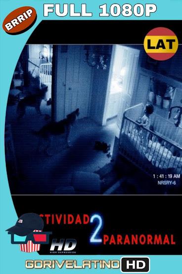 Actividad Paranormal 2 (2010) BRRip 1080p Latino-Ingles MKV
