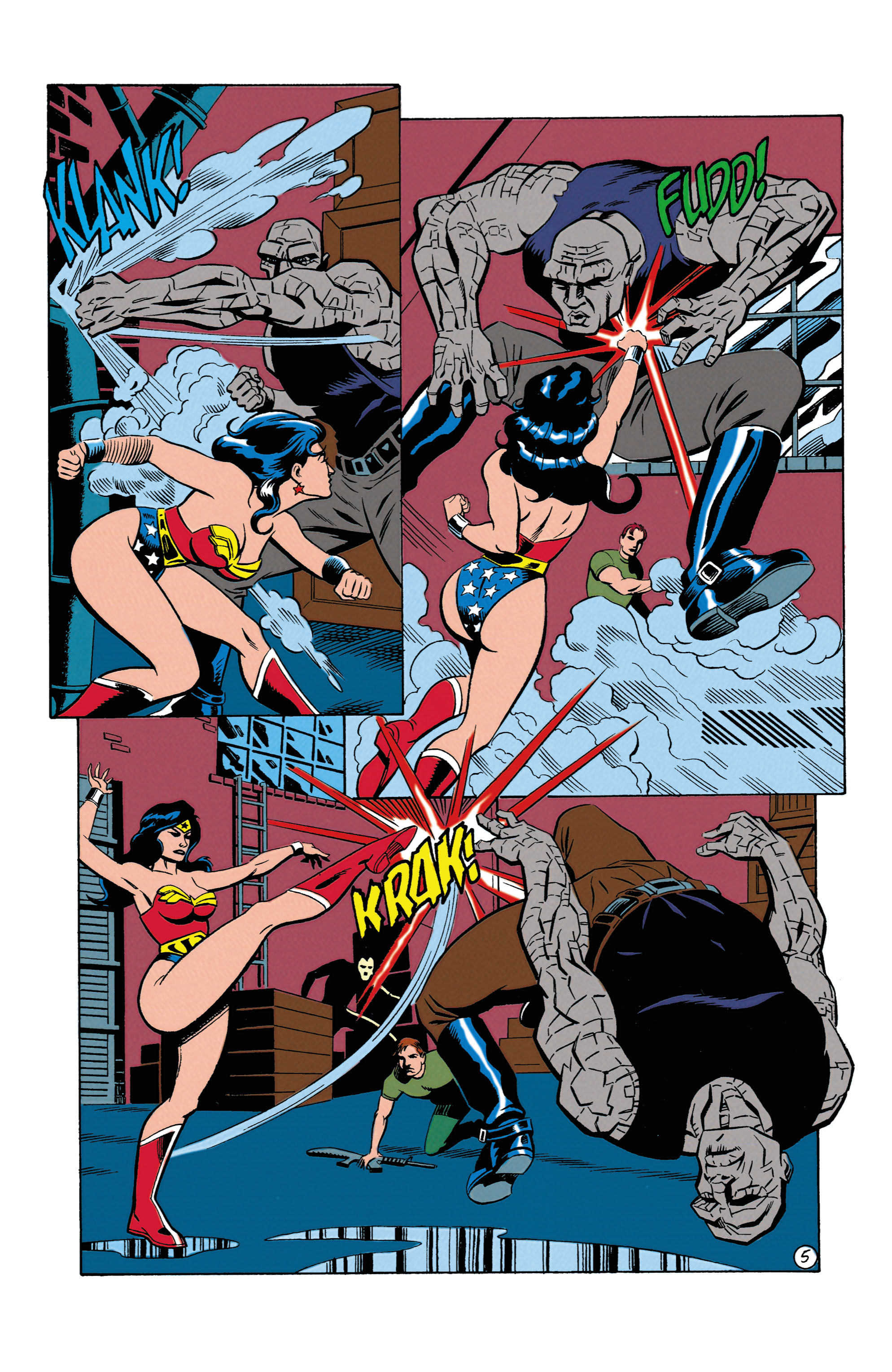 Read online Wonder Woman (1987) comic -  Issue #87 - 6