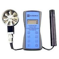 Jual Anemometer KANOMAX 6815 Vane Rotating call 0812822298