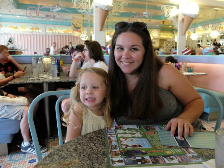 Beach Club, Beaches & Cream, Disney World