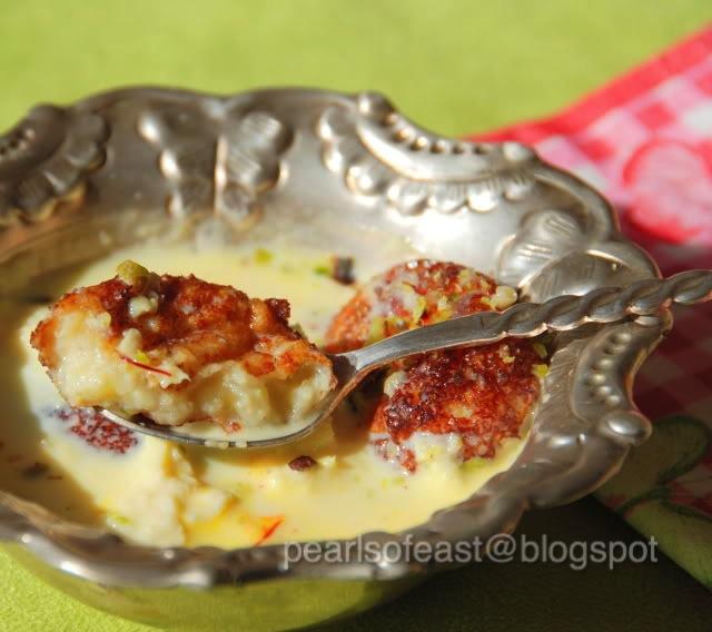 Rasabali- odiya dessert