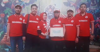 Juara Harapan 3 Pawai 2018