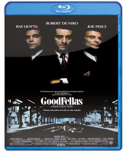 Goodfellas (1990) HD 1080p Latino