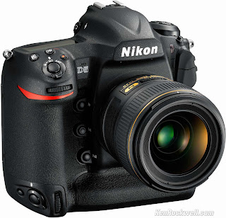 Kamera Nikon D5
