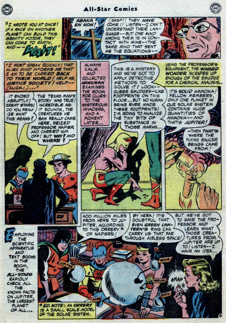 Read online All-Star Comics comic -  Issue #55 - 10