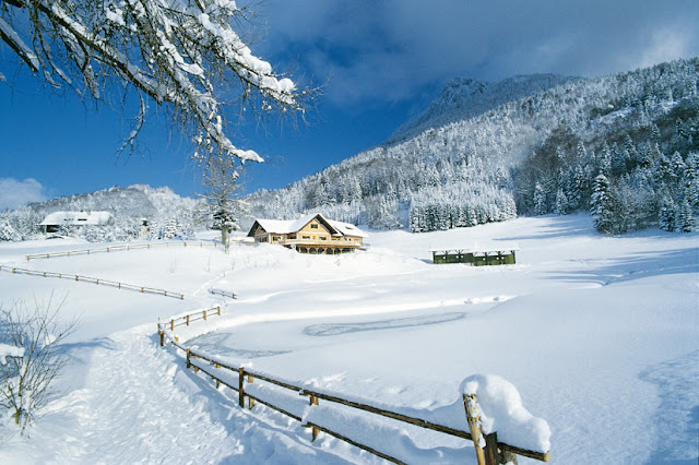 Austria Winter Destination