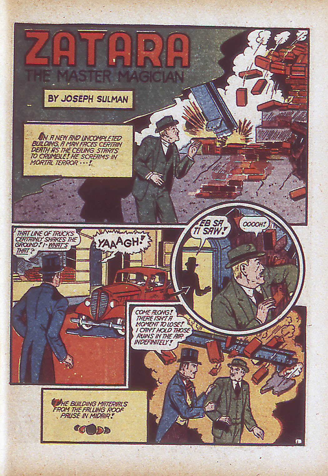 Read online Action Comics (1938) comic -  Issue #43 - 57