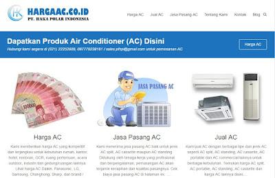 Haka Polar Indonesia : Distributor AC Panasonic dan Daikin