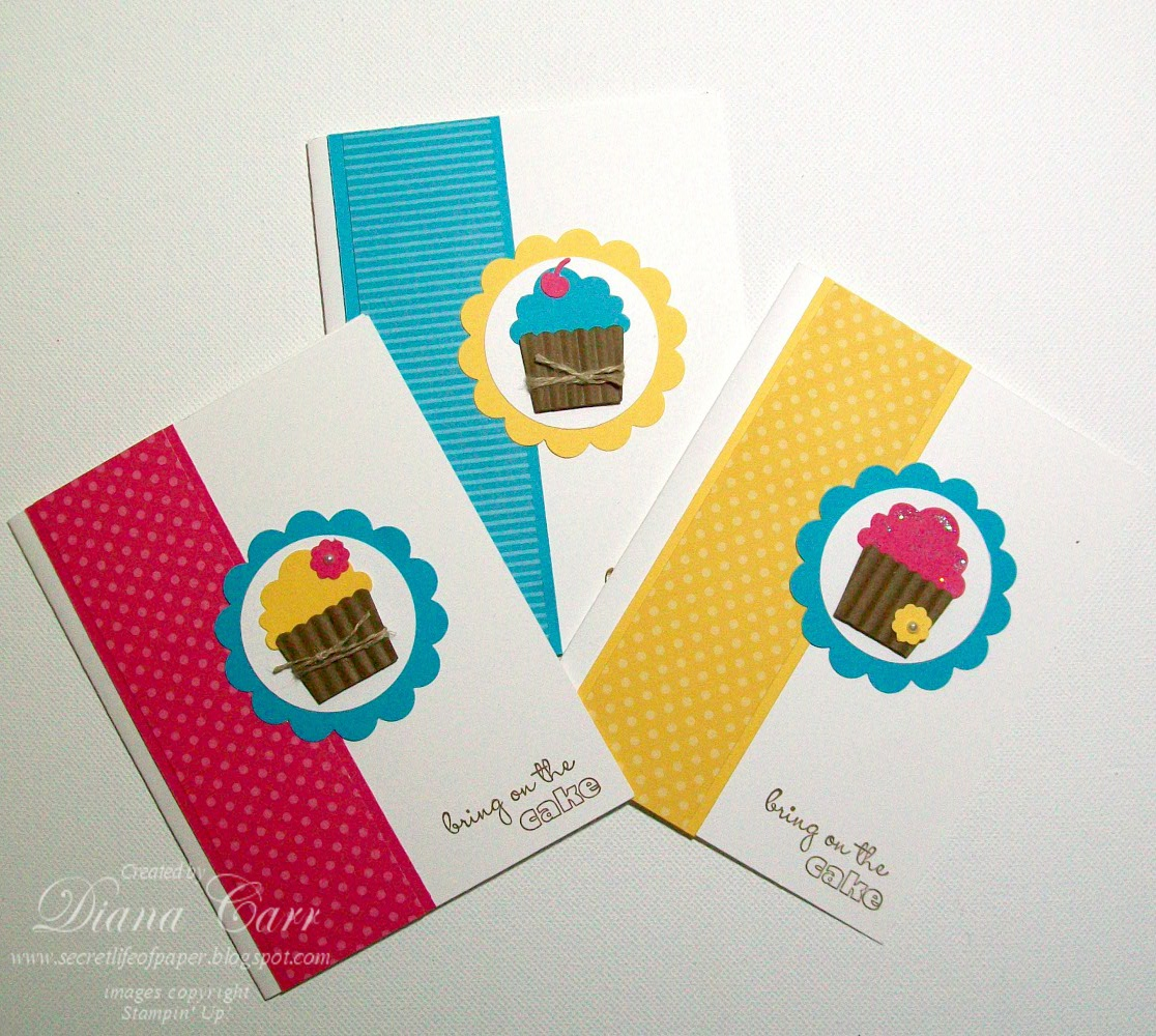 The Secret Life Of Paper: July Card Making Night