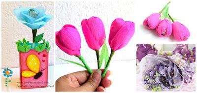 flores-con-chocolates-para-el-día-de-la-madre
