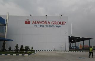 Info Loker Terbaru Bogor PT Tirta Fresindo Jaya (Mayora Group)