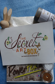The Secret Art Box, Powertex UK