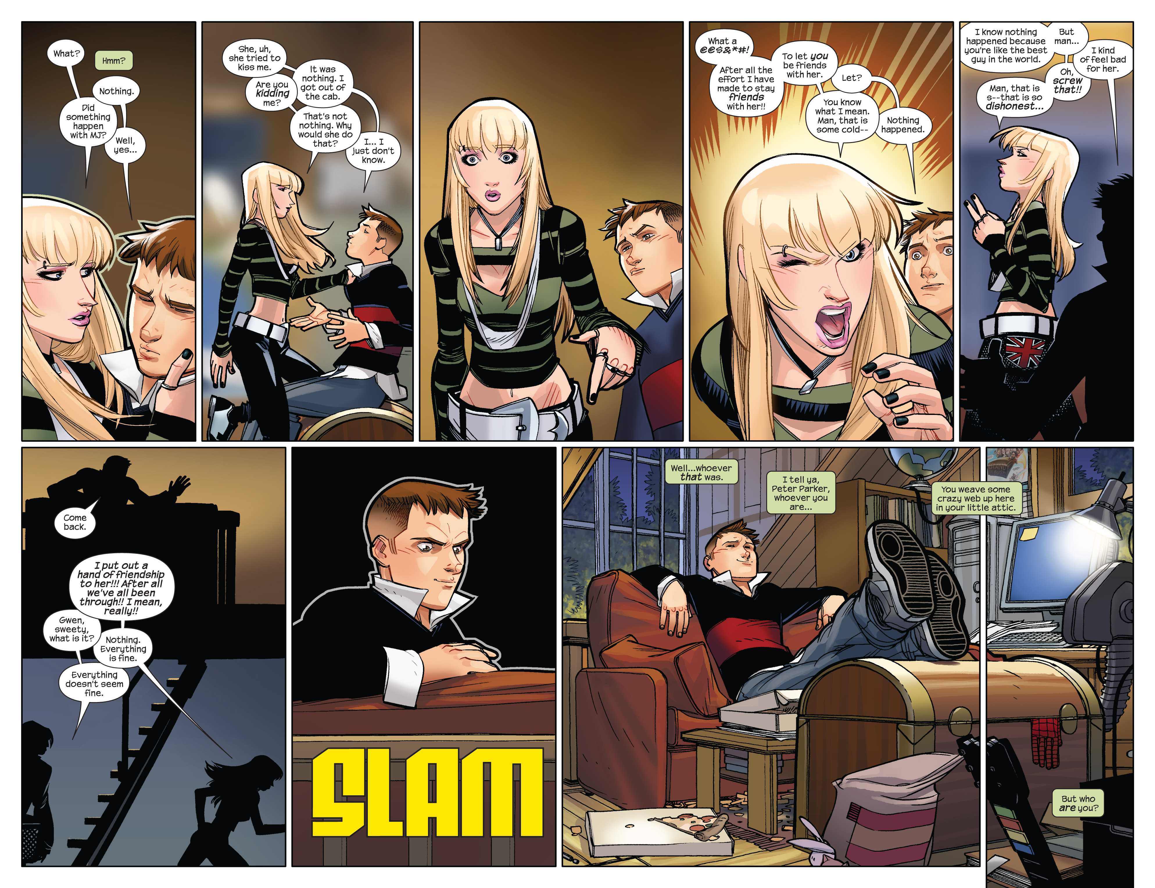 Read online Ultimate Spider-Man (2009) comic -  Issue #12 - 13