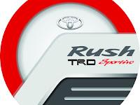Cover Ban/ Sarung Ban Mobil Serep Toyota Rush No.25