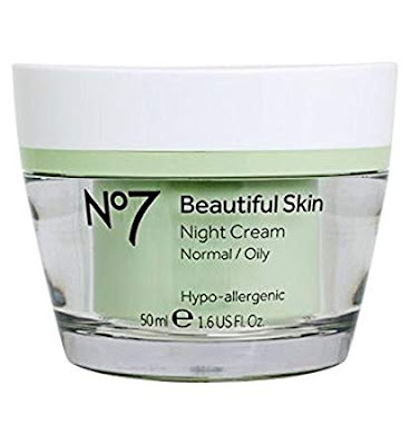 No. 7 Beautiful Skin Night Cream- Normal/Oily