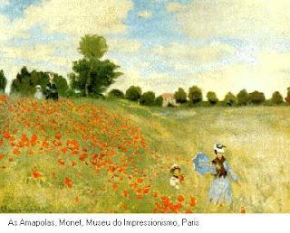 Impressionismo, Movimento das Artes Plásticas  Surgido na França